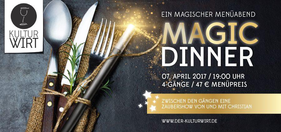 Magic-Dinner