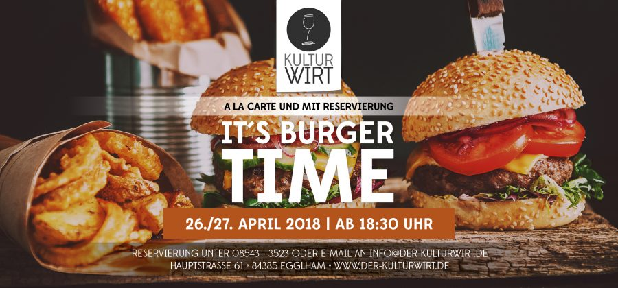 Burgerparty