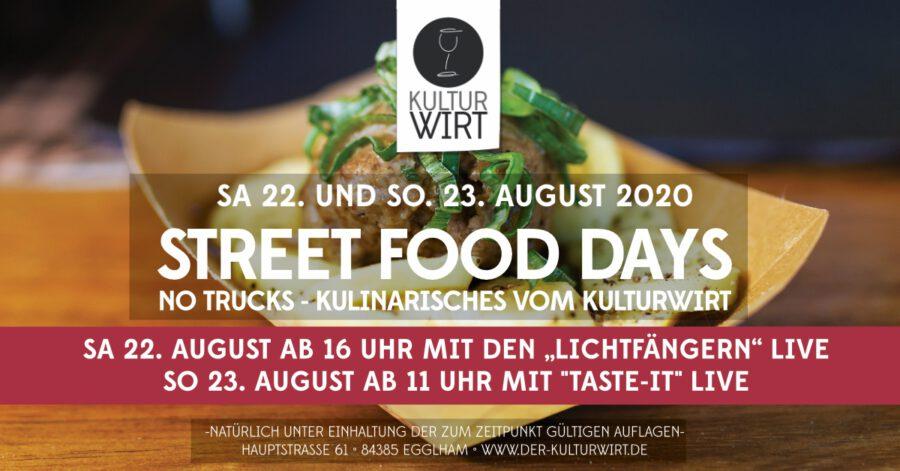 STREET FOOD DAYS
