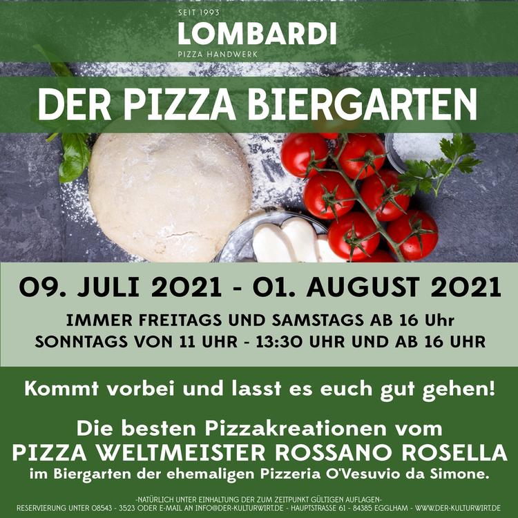 pizza biergarten